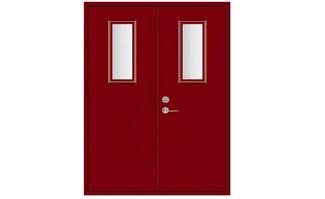 简单的讲解一下关于防火防盗入户门购买及安装标准